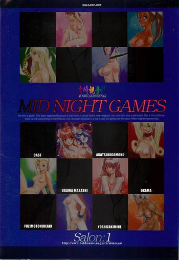 midnight games salon 1 cover
