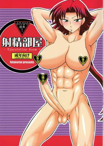 shasei heya ejaculation room cover