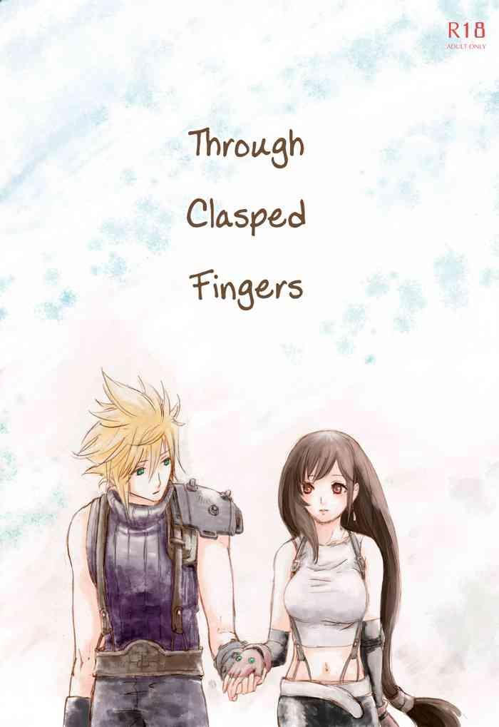 tsunaida yubisaki kara through clasped fingers cover
